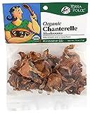 Terra Dolce Organic Chanterelle Mushrooms, 0.75 Ounce
