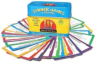 Family Time Fun Dinner Games and Activities