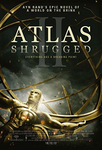 Poster Atlas Shrugged Part II Movie 70 X 45 cm