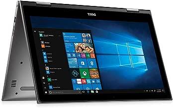Dell 2019 Newest Inspiron 15 5000 15.6 Inch FHD 1080P Touchscreen 2-in-1 Laptop, Intel 4-Core i7-8550U up to 4.0 GHz, Intel UHD 620, 8GB DDR4 RAM, 128GB SSD, HDMI, Bluetooth, WiFi, Windows 10