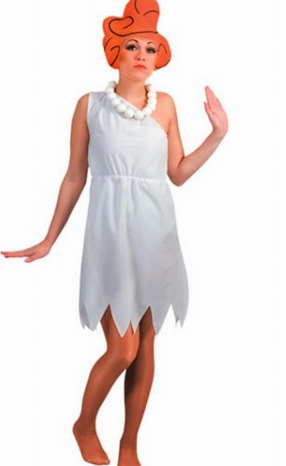 Fyasa Disfraz 705834 T04 de Wilma, talla grande: Amazon.es ...