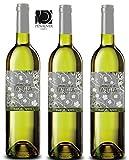 Vino desalcoholizado Señorio de Tautila Blanco 3 botellas (3x0,75) SIN ALCOHOL