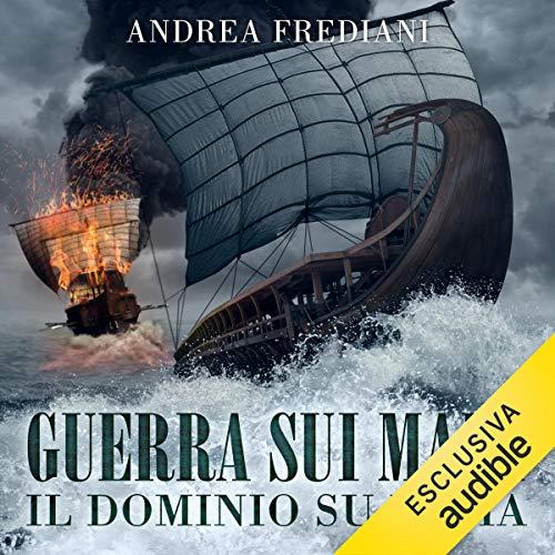 Guerra sui mari. Il dominio su Roma copertina