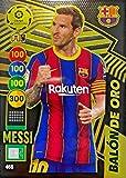 Panini Messi Balón de Oro Adrenalyn XL 2020-2021