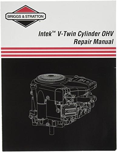 Briggs & Stratton 273521Reparatur-Handbuch für Intek OHV-Motoren, evtl. Nicht in Deutscher Sprache