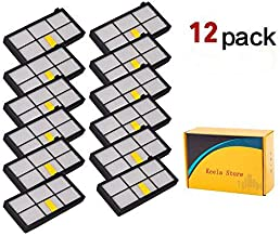 Keela 12 pack HEPA Filter filters For iRobot Roomba 800 900 series 860 870 871 880 960 980 Vacuum Cleaning Robots Brand New