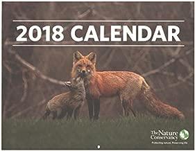 The Nature Conservancy 2018 Calendar