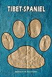 Tibet-Spaniel Notizbuch für Hundehalter: Hunderasse Tibet-Spaniel. Ideal als Geschenk für Hundebesitzer - 6x9 Zoll (ca. Din. A5) - 100 Seiten - gepunktete Linien