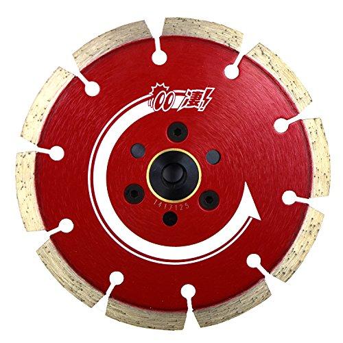 タケカワダイヤツール 凄! カッター 硬質コンクリート用 フランジ付 125×1.9T×8W×22H (M10) SGC-S5HCF