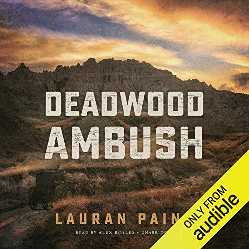 Deadwood Ambush audiobook cover art