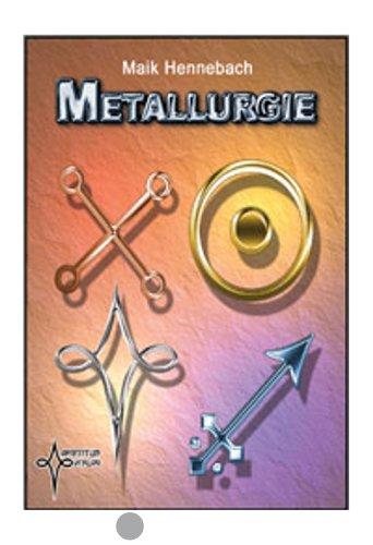 Argentum Verlag ARG00003 - Metallurgie