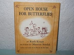 Open House for Butterflies by Ruth Krauss (March 19,1990)