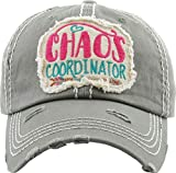 Patch Hat - Chaos Coordinator (Dove Grey)