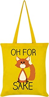 Grindstore Oh For Fox Sake Tote Bag