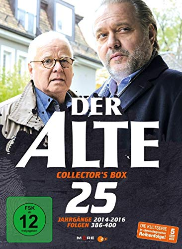 Der Alte 25 Collector's Box