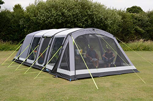 Kampa Hayling 6 Air Pro grey