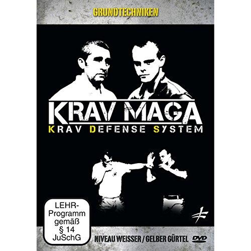 Krav Maga - Krav Defense System - Grundtechniken