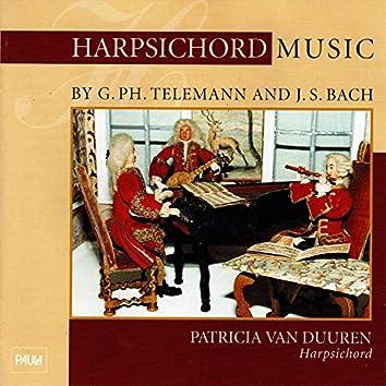 Harpsichord Music by G.Ph. Telemann and J.S. Bach
