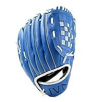 野球グローブ 野球手袋 軟式野球グローブ 衝撃 効果 軽減 練習用 プレゼント 全3サイズ - 16.4インチ