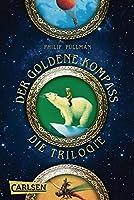 His Dark Materials: Der Goldene Kompass – Band 1-3 der Fantasy-Serie im Sammelband