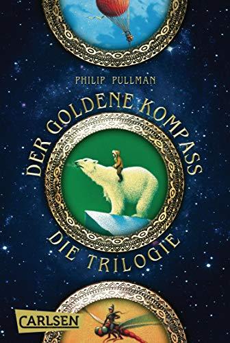 His Dark Materials: Der Goldene Kompass – Die Trilogie (Gesamtausgabe)
