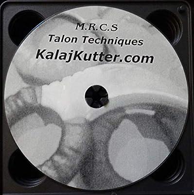 Multi-Range Combat Science (M.R.C.S) New Kalaj Kutter Talon Ring Silat Karambit Self Defense Training Knife Technique DVD from The Halls Of Valhalla