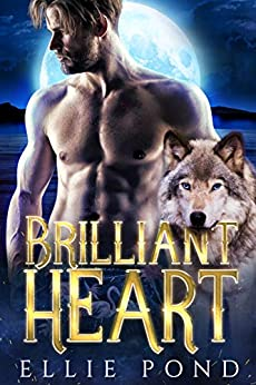 Brilliant Heart: A Paranormal Romance (Dark Wings Series Book 2) by [Ellie Pond]