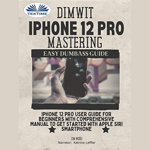 Dimwit iPhone 12 Pro Mastering cover art