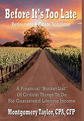 Before It's Too Late: Retirement & Estate Solutions