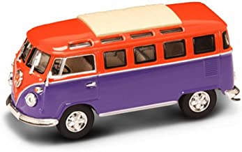 the purple bus