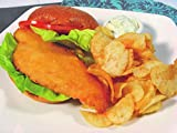 Mrs Fridays Tavern Battered Flounder Cod Fillet, 2.5 Pound -- 4 per case.