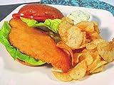 Mrs Fridays Tavern Battered Flounder Cod Fillet, 2.5 Pound -- 4 per case.