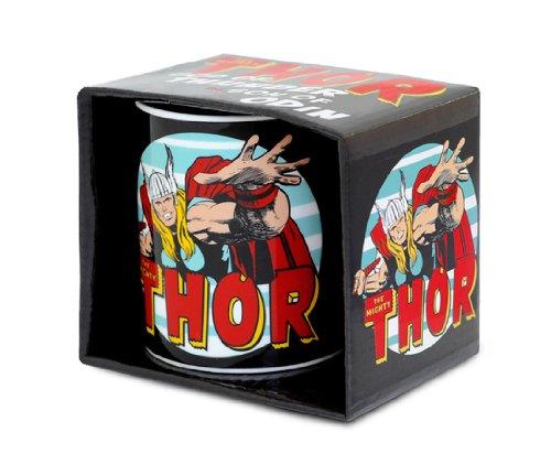 Marvel Comics - Thor Mug de café - présenté Dans un coffret Cadeau - d