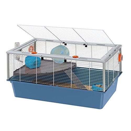 Ferplast Jaula para hámsteres, ratoncillos y pequeños roedores CRICETI 15 de Dos...