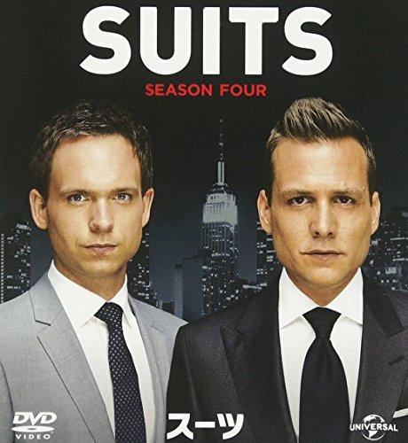 SUITS/スーツ シーズン4 バリューパック [DVD]