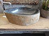 Lavabo de piedra 1ª elección XL 85 Medida 57 x 44 cm Altura 18 cm Fotos reales...