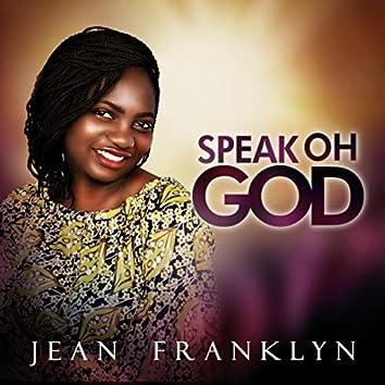 Speak Oh God
