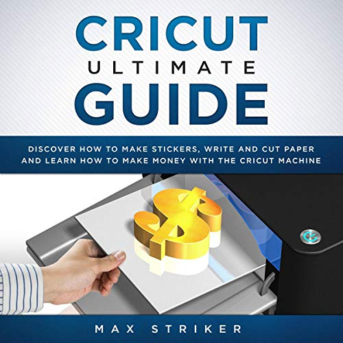 Cricut Ultimate Guide cover art