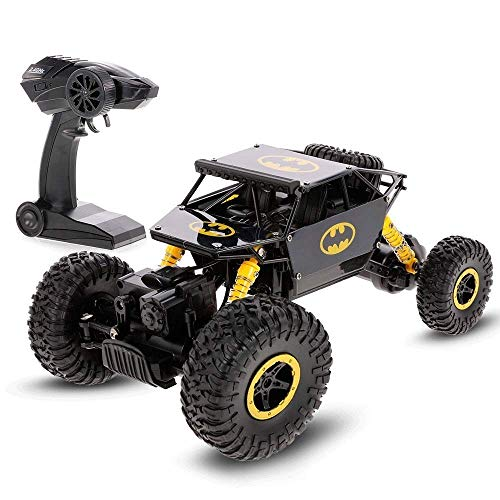 RC Auto Fernbedienung Auto 1:18 2.4G 4WD Rock Crawler RC Buggy Kletterauto RC Drift Rennwagen Kinder Fernbedienung Buggy Carry 7.4V 700mAh Li-Po Batterie