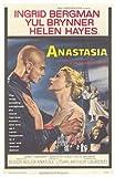 Anastasia Movie Poster (27,94 x 43,18 cm)