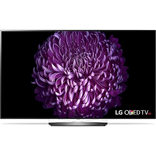 LG OLED55B7P 55-Inch 4K 120Hz Full Web OLED TV (Renewed)