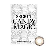 Secret Candymagic monthly シークレット キャンディー マジック マンスリー 【カラー】ピンクベージュ 【PWR】-3.00 1枚入 1箱
