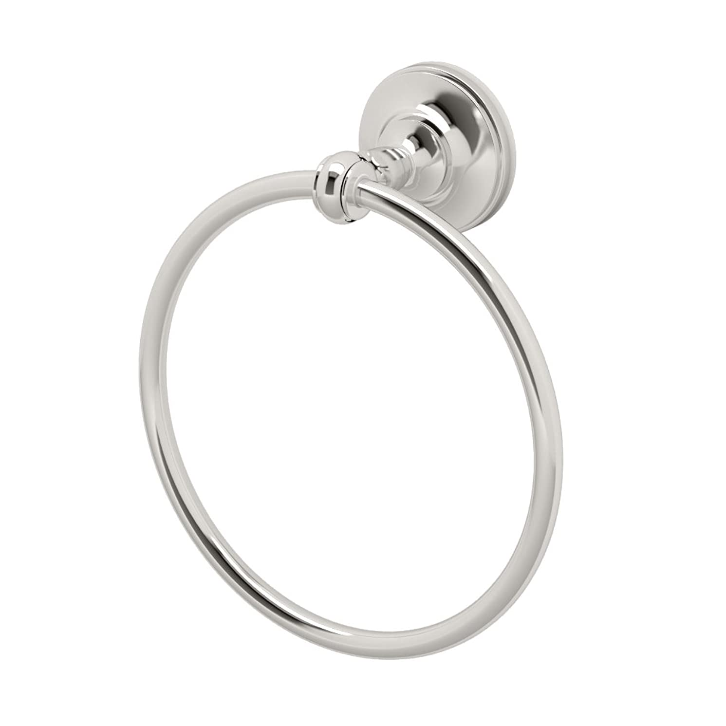 Gatco 4122 Tavern Towel Ring, Polished Nickel