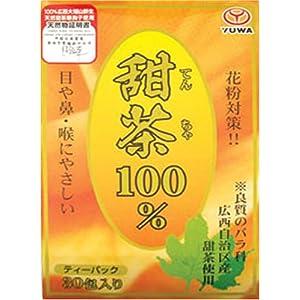 ユーワ 甜茶100% 30包