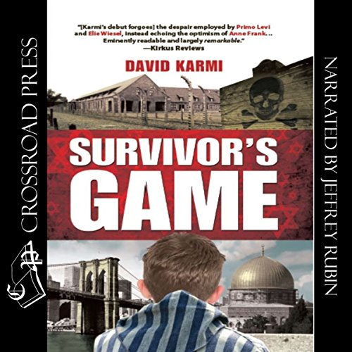 Survivor's Game audiobook cover art