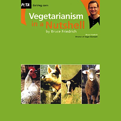 Vegetarianism in a Nutshell audiobook cover art