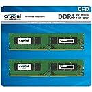 CFD販売 デスクトップPC用メモリ DDR4-3200 (PC4-25600) 32GB×2枚 288pin (無期限保証)(相性保証)(Crucial by Micron) W4U3200CM-32G