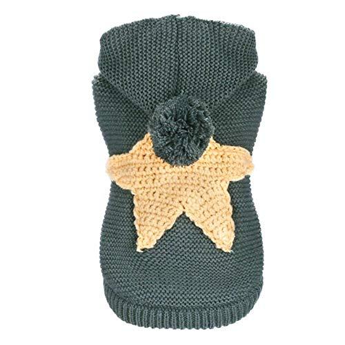 N/A Kleine Hundekleidung Haustierkleidung Kleidung Winterhundemantel Mantel Verdicktes Chihuahua-Hundezubehör Warme Kleidung