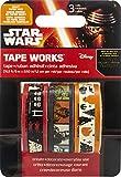 Trends International SC9930 SWTFA 3 Pack 3-Pack Tape, Multi