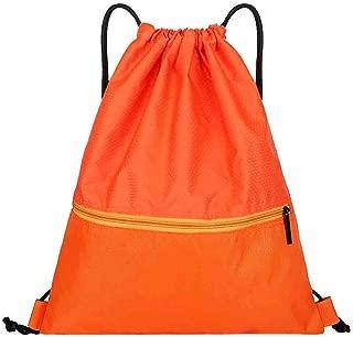 Kwok Beach Bag Outdoor Fitness Sport Bag Bundle Pocket Unisex Drawstring Bag Backpack Drawstring Backpack Leisure Bag Great Capacity Pocket